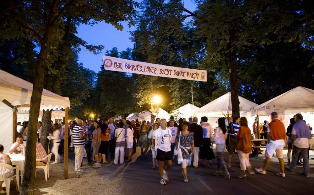 On this weekend: 20th Egri Bikavér Festival