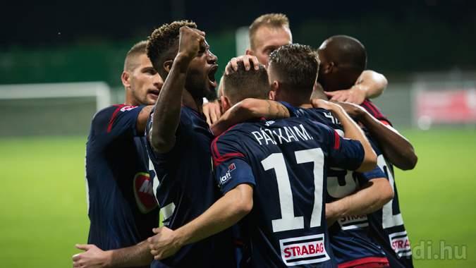 UEFA Europa League – Vidi go through 3-1 on aggregate against Čukarički