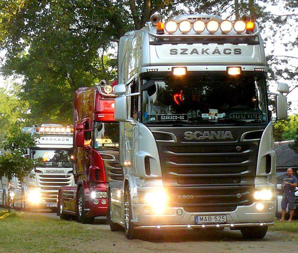Over 200 vehicles to assemble at 26th international truck country festival