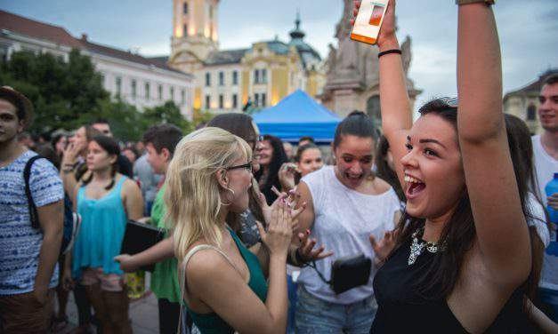 This is how many points you need to get admitted to Hungarian universities