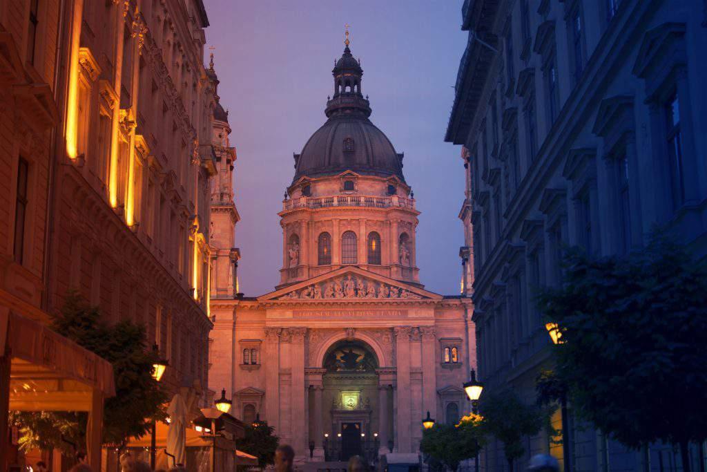 basilica, budapest