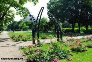 sunbathing szent istván park (kapanyel blog)