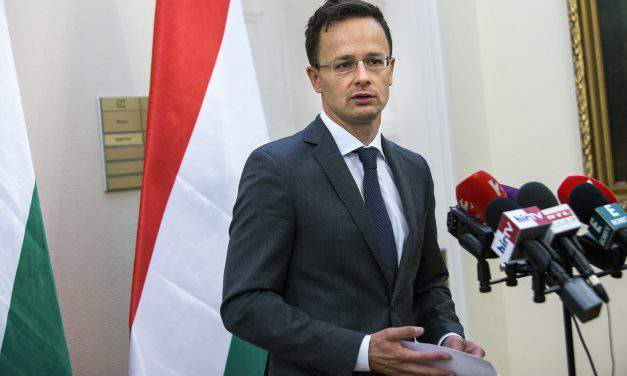 Szijjártó: Hungary has right to voice opinion on US presidential election