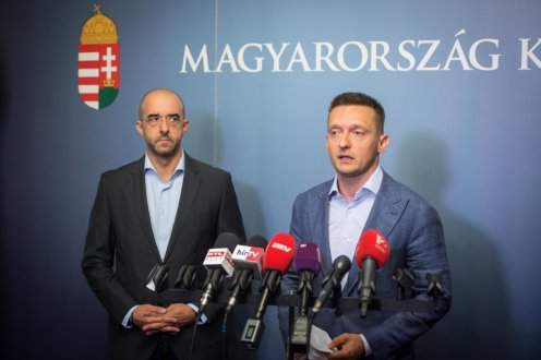 Hungarian government: We can send Brussels a clear message