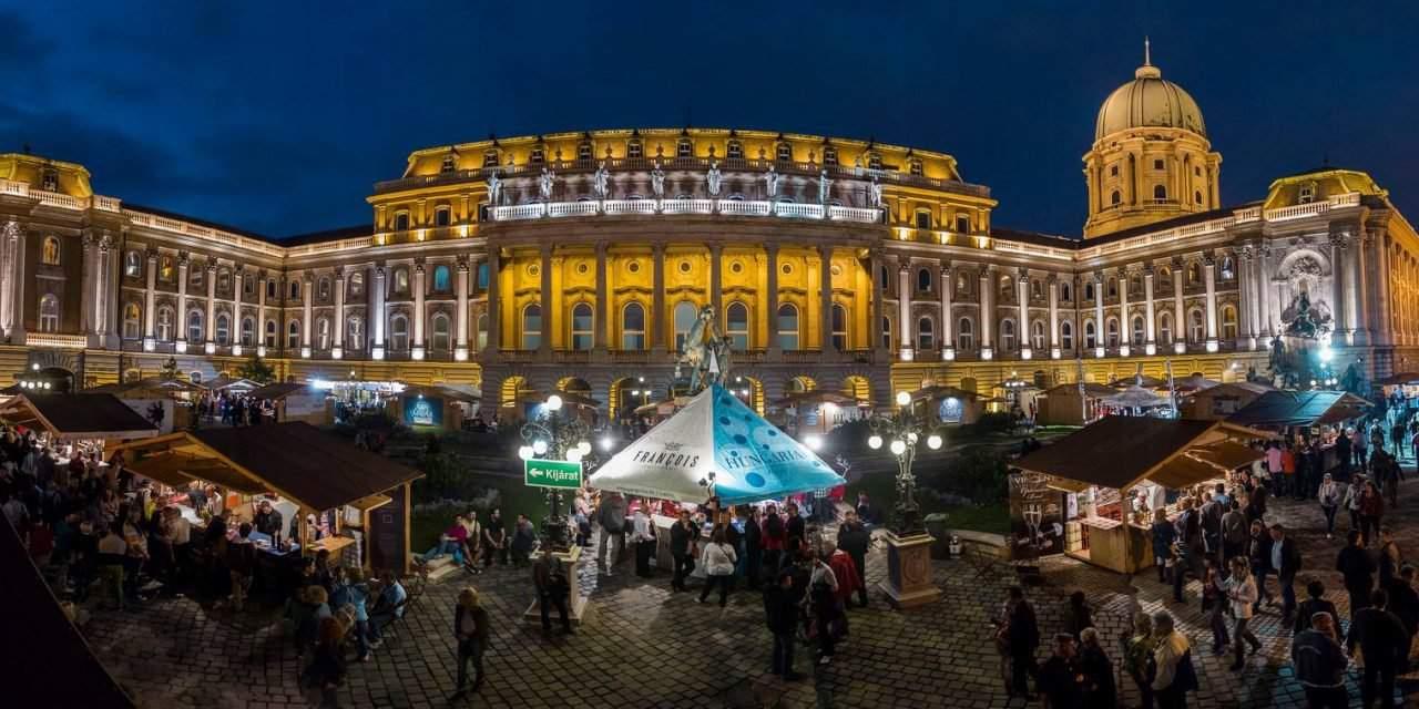 Coming up: International Wine Festival, Buda Castle