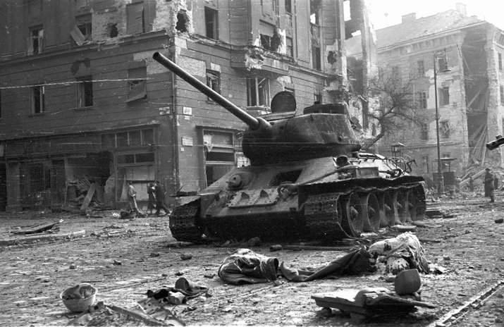 This is what happened on November 4, putting an end to the 1956 revolution