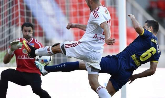 Hungarian League, Round 3: Újpest and Debrecen post maiden wins of the new season