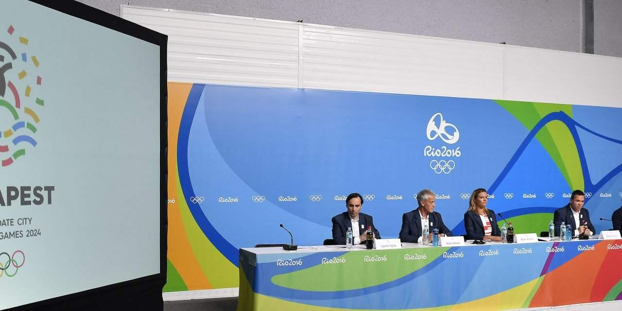 Budapest offers to host compact, manageable Olympics