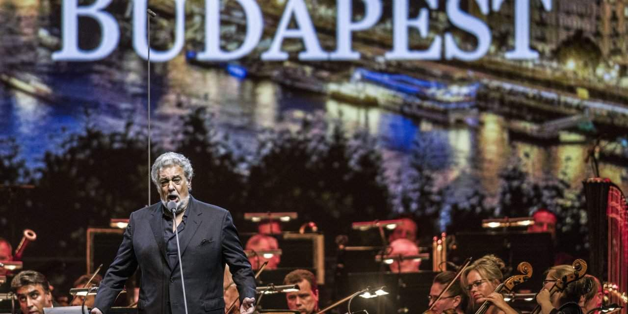 "Plácido Domingo: ""I love my Hungarian audience!"""