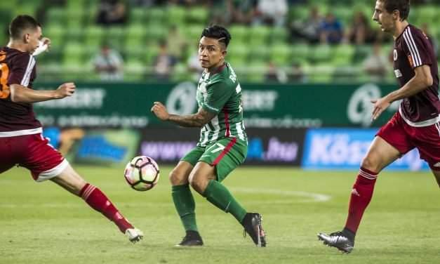 Hungarian League, Round 5: Visitors Vasas shock Fradi to take top spot