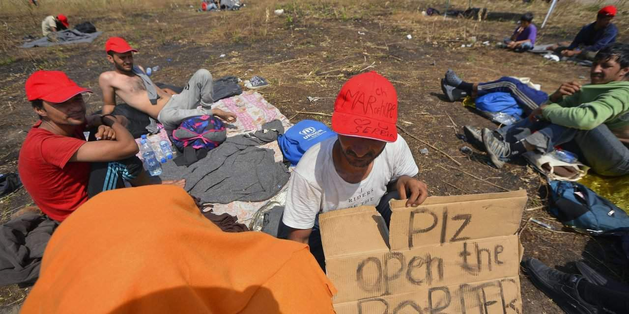 Orbán's advisor: Migration massive, organised, aggressive and illegal