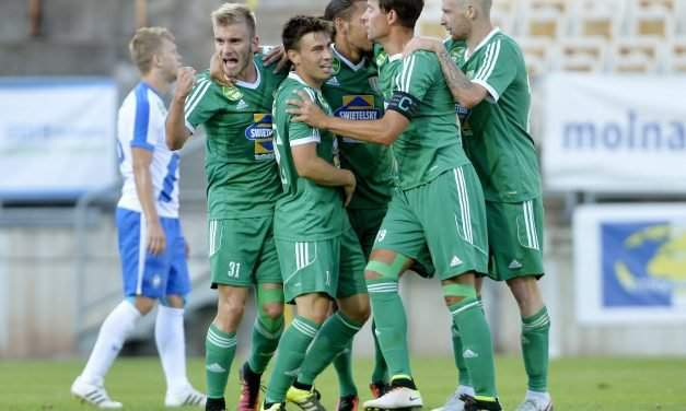 Hungarian League, Round 7: Top two trip up as Haladás hit form