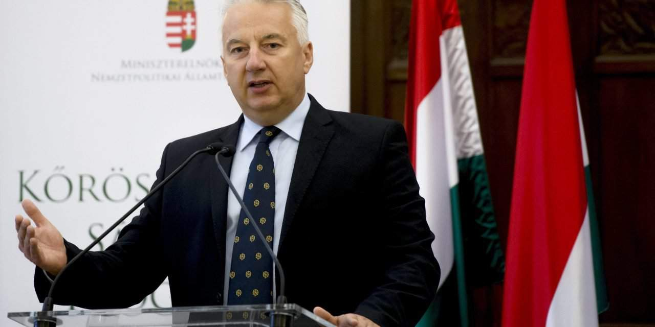 Deputy prime minister voices government's commitment to Hungarian diaspora