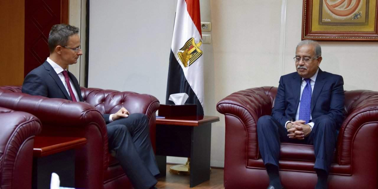 Hungarian foreign minister: Egypt key for stability south of Europe