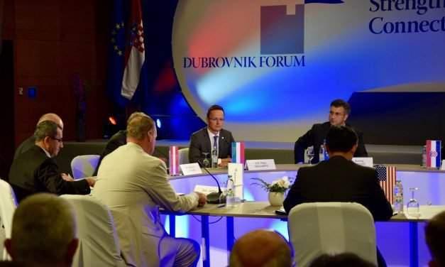 EU faces unprecedented challenges, Szijjártó tells Dubrovnik Forum