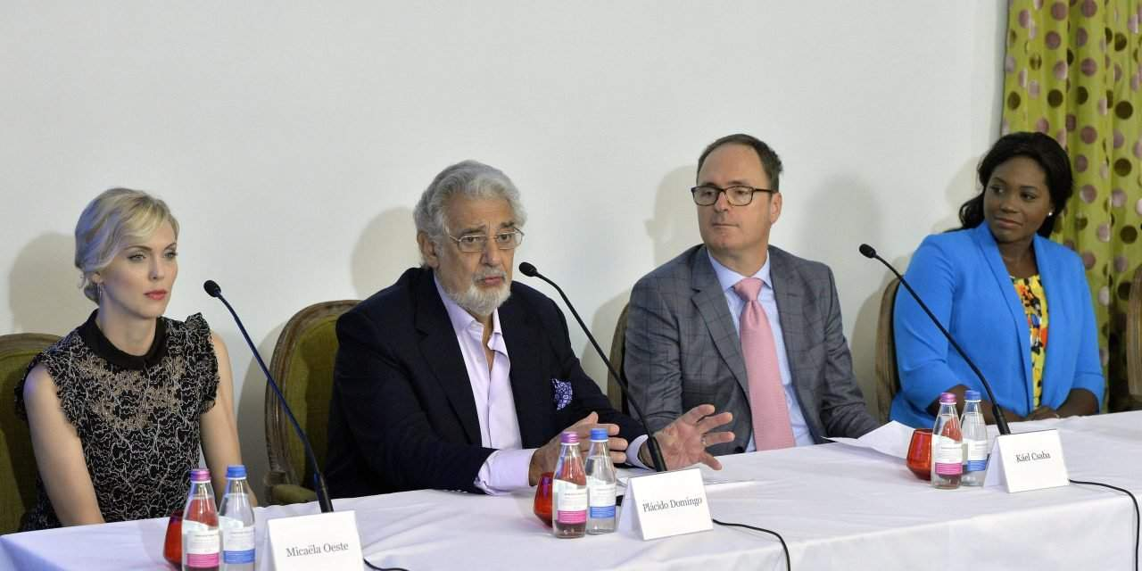 UPDATE – Plácido Domingo concert in a new location