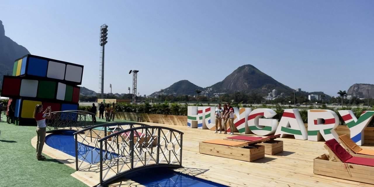 Rio2016 – Olympic hospitality house winner, innovation category: Hungary!