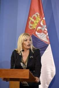 Jadranka Joksimovic , photo: MTI