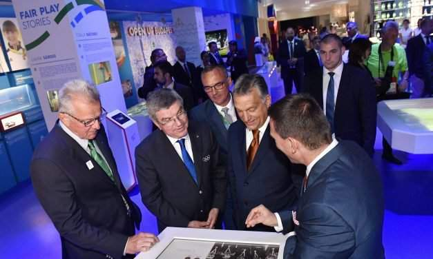 Orbán: Hungary's Olympic achievements serve as basis for 2024 bid