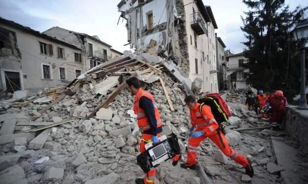 Hungarian leaders send condolences over Italy earthquake