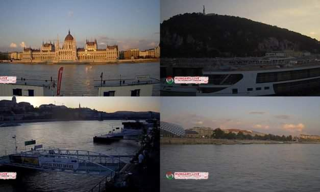 Budapest through live webcams – WATCH HERE