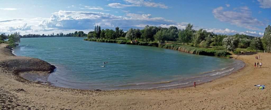 palatinus tó esztergom