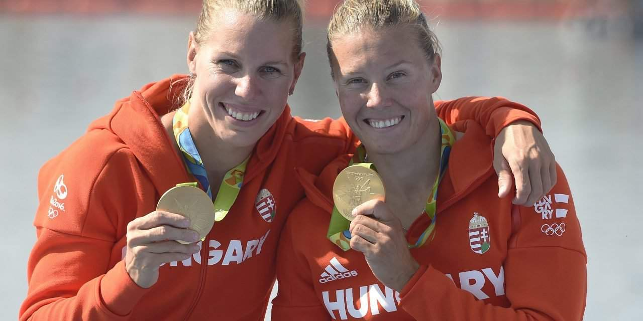 Day 11 in Rio2016: The golden duo