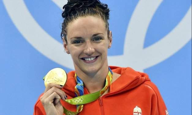 Day 4 in Rio2016: Medal rain for Hungary – Videos, Photos