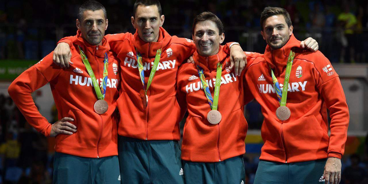 Day 9 in Rio2016: Bronze boys