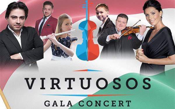 20 August – Virtuosos Gala Concert at Margaret Island