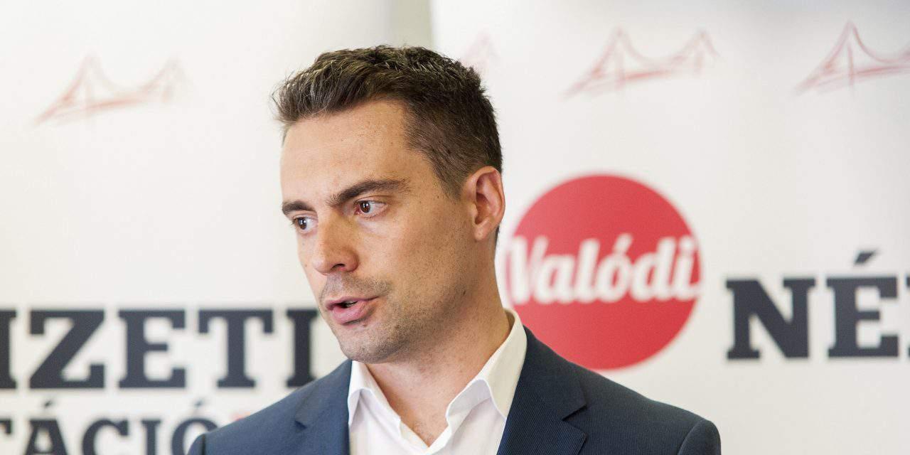 Vona: Jobbik only rival to Fidesz in 2018