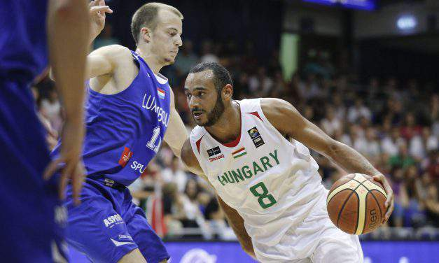 Hungarian men's national basketball team qualifies for EuroBasket after 18 years – PHOTO GALLERY