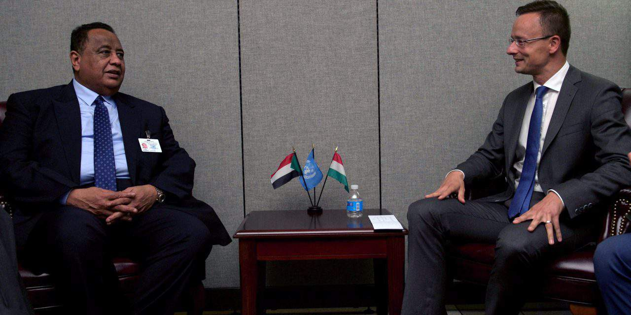 Hungarian foreign minister holds bilateral talks on diplomacy, economy in New York