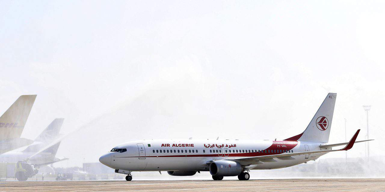 Budapest welcomes the arrival of Air Algérie
