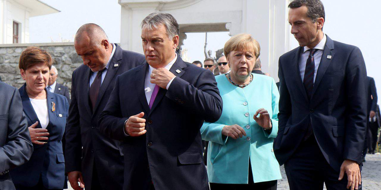 EU summit result success of Hungary's policies, governemnt spox tells German weekly