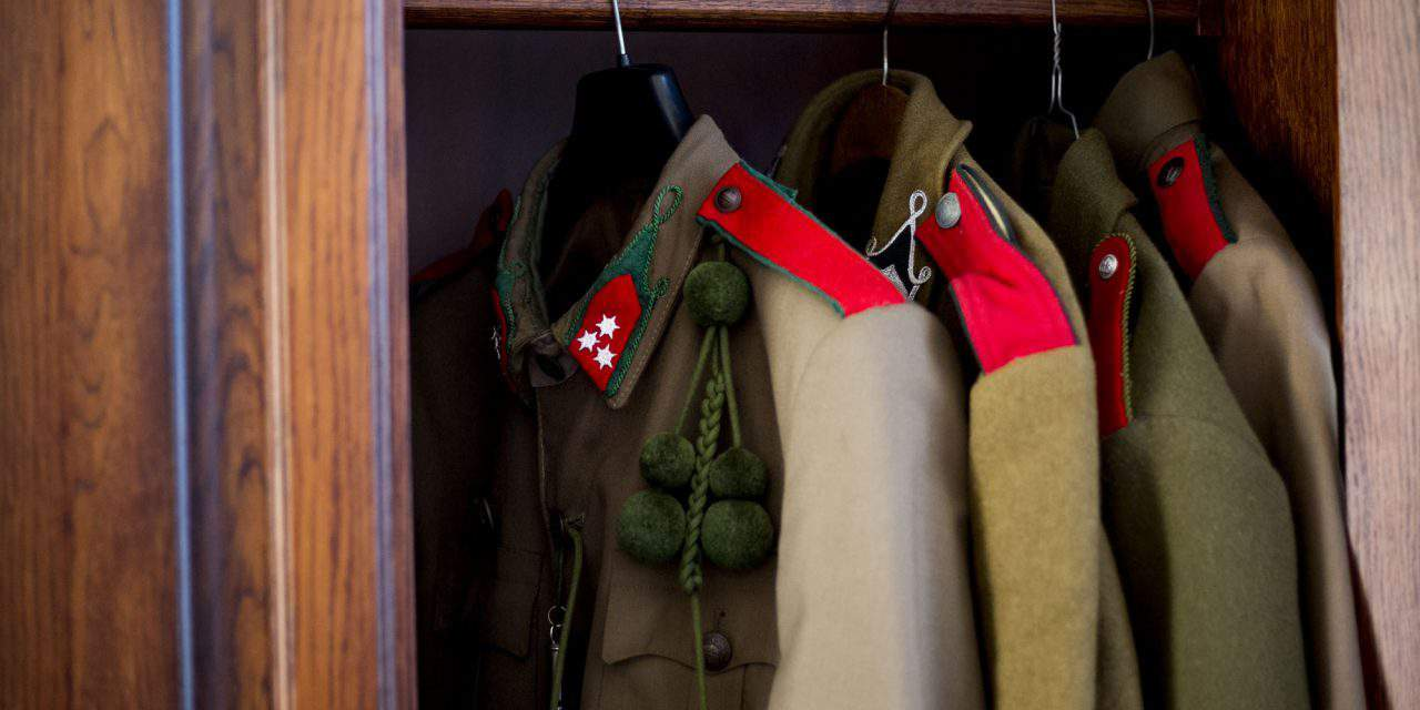 Hungary's first gendarme exhibition: Interview with the curator