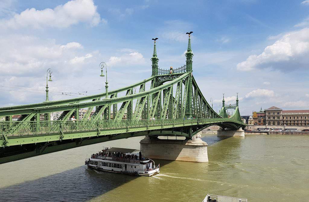szabadság híd liberty bridge