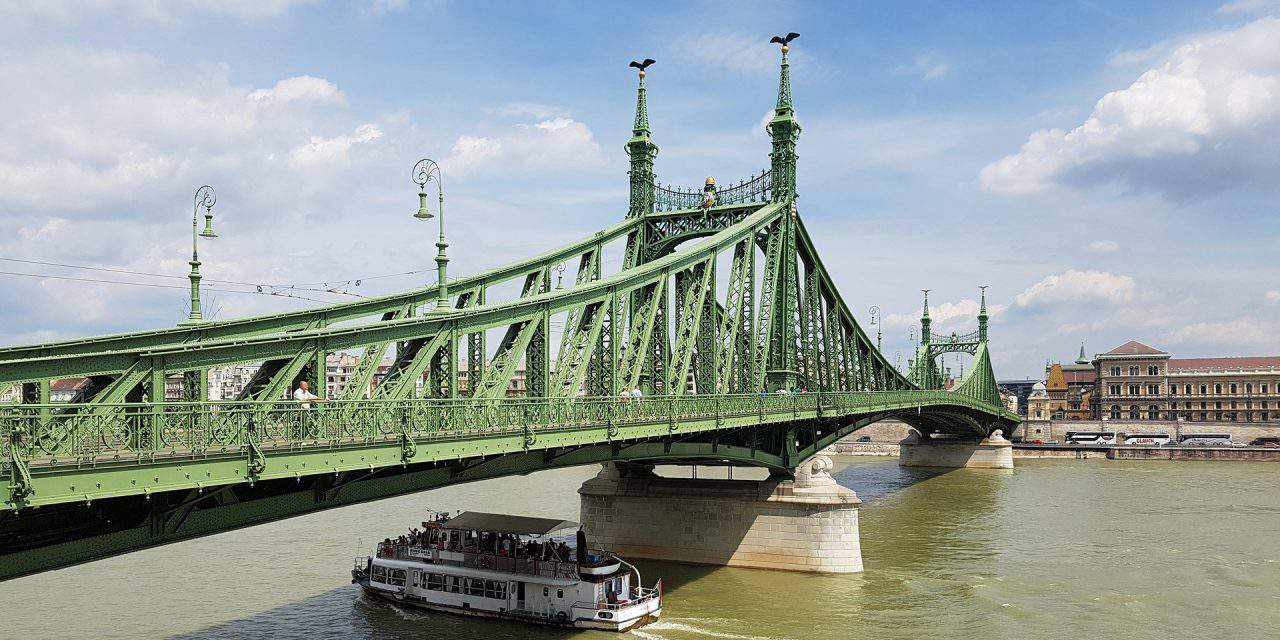 The 10 most beautiful Hungarian bridges – Vote for your favourite!