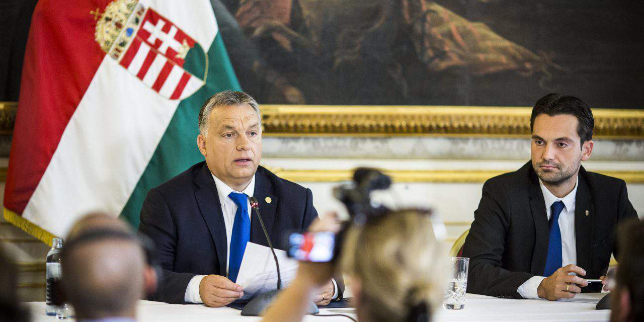 Orbán proposes new line of defence at Vienna summit