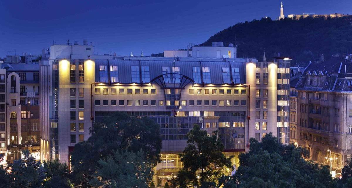 Kempinski Hotel Corvinus awarded Hungary's Leading Business Hotel