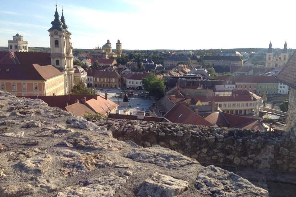 The Telegraph listed Eger as one of the most beautiful European cities