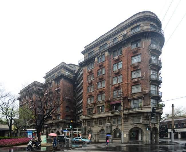hudec hugyecz lászló architecture shanghai building