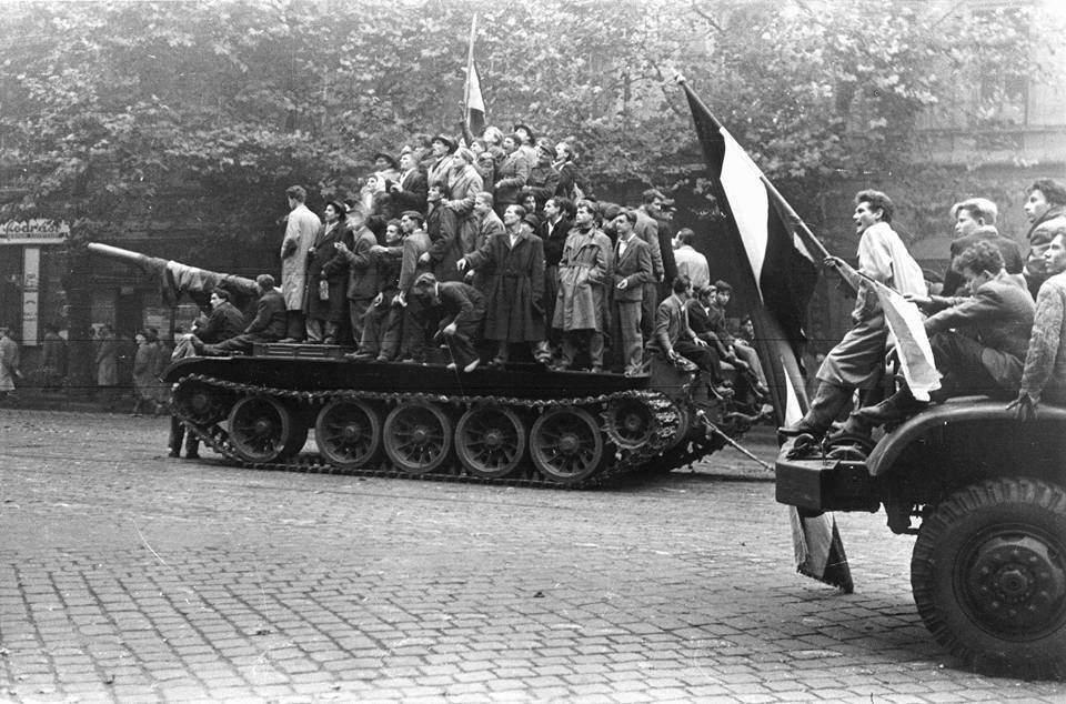 US Vice President Joe Biden praises 1956 revolution, Hungarian democracy