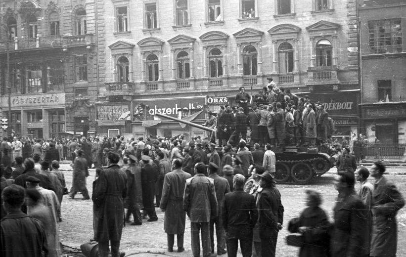 Today – The 60th anniversary of the 1956 Hungarian Revolution