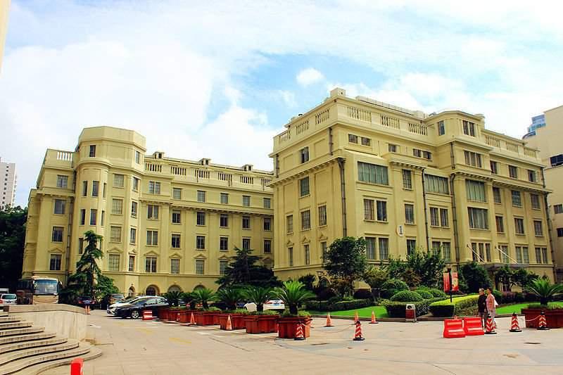 hudec hugyecz lászló hospital shanghai architecture architect