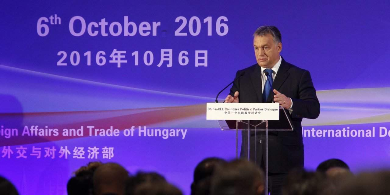 Orbán urges central Europe – China strategic partnership – UPDATE
