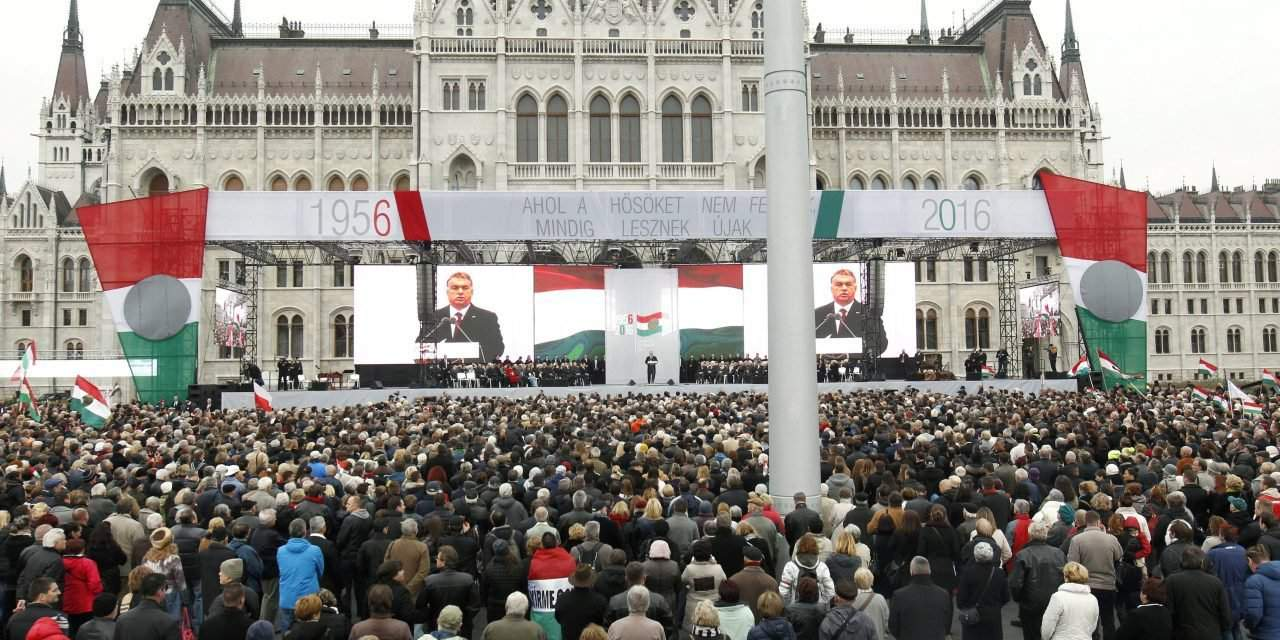 1956, state commemoration – Orbán: October 23 a 'day to be proud'