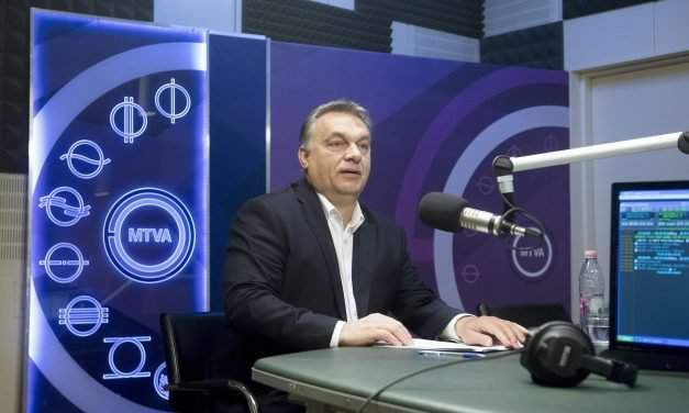 Orbán: Constitutional amendment 'national cause'