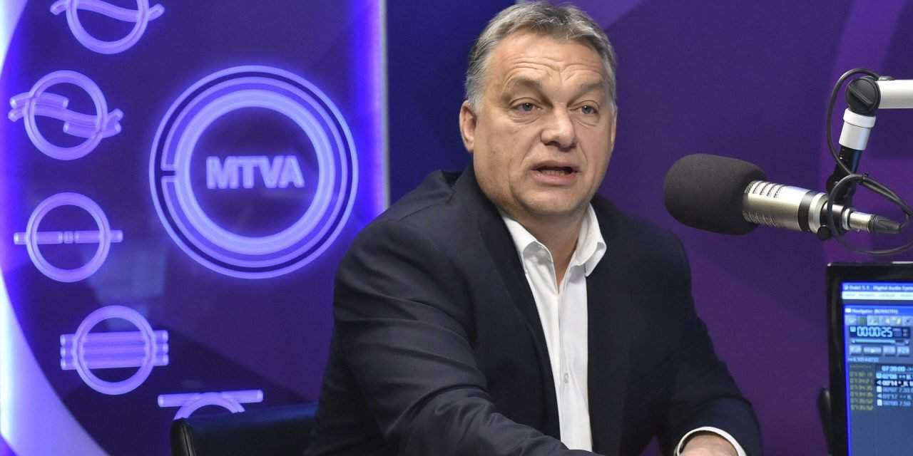 Radio interview with Prime Minister Viktor Orbán