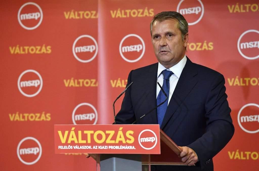 Molnár Gyula-socialists
